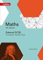 GCSE Maths Edexcel Foundation Teacher Pack (Collins GCSE Maths)