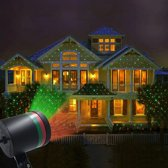 HA-MA Kerst projector LED - laser light projector