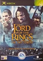 The Lord Of The Rings - The Two Towers - Xbox