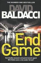 Boekomslag van 'End game'