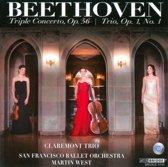 Triple Concerto, Op.56 / Trio, Op.