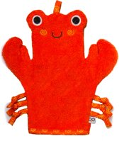 Zoocchini washandje - Charlie the Crab