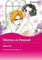 MISTRESS ON DEMAND (Harlequin Comics)