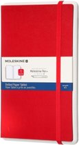 Moleskine Paper Tablet - Dotted - Hardcover - Red