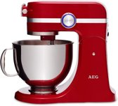 AEG UltraMix KM4000 - Keukenmachine - Rood