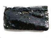 Ariane Inden Make-up Bag Black Paillette - zwart - Make-up tasje