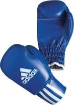 adidas Rookie Kinder Bokshandschoenen Blauw 4 oz