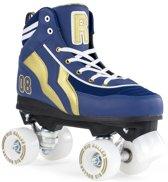 Rolschaatsen Rio Roller Varsity Blauw/Goud - Maat 38
