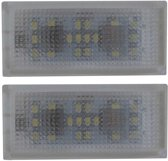 LED kentekenverlichting unit geschikt voor BMW E65 - E66