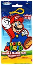 Super Mario Hanger & Trading Card Collector Pack