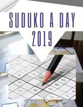 Suduko A Day 2019