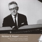 Herman D. Koppel - Composer And Pianist, Vol. 5