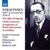 Stravinsky: Violin Concerto Vol. 8