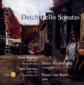 Dutch Cello Sonatas Vol5