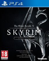 The Elder Scrolls V: Skyrim Special Edition - PS4