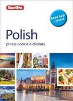 Berlitz Phrase Book & Dictionary Polish (Bilingual dictionary)