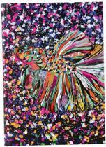 GOLDBUCH GOL-64274 TURNOWSKY A5 gastenboek FLOWER FISH als notitieboekje