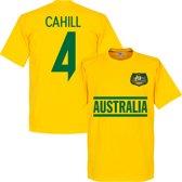 Australia Cahill 4 Team T-Shirt