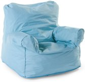 CHILDWOOD - KIDS ARMS CHAIR ZETEL BLAUW