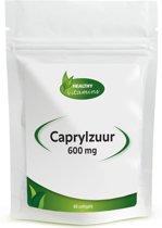 Caprylzuur 600 mg - extra sterk