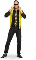 Rock  Roll Kostuum 2dlg- Verkleedkleding- Maat M/L