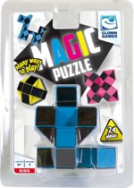 Clown Magic Puzzle 3d 24 Dlg Blauw