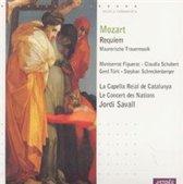 Mozart: Requiem, Maurerische Trauermusik / Jordi Savall et al