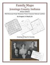 Family Maps of Jennings County, Indiana