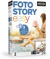 Magix Foto Story Easy 2015 - Nederlands / Windows