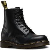 Dr. Martens 1460 Smooth Black - Zwart/Geel - Laarzen - Unisex - Maat 43