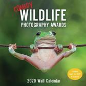 Comedy Wildlife 2020 Wall Calendar