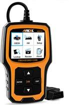 AD410 Diagnosecomputer - OBD2 - EOBD - CAN Handscanner – Diagnoseapparatuur - Oranje