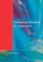 Managing Behaviour in Classrooms