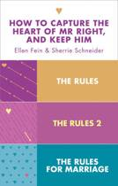 The Rules 3-in-1 Collection: The Rules, The Rules 2 and The Rules for Marriage