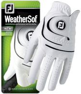Footjoy ladies WeatherSof large