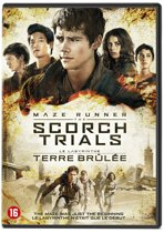 DVD cover van Maze Runner: Scorch Trials