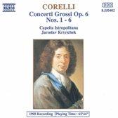 Corelli:Conc. Grossi Op.6,1-6