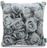 Intimo Rose Bouquet - Sierkussen - 45x45 - Grijs