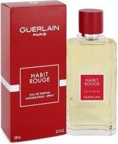 Guerlain Habit Rouge eau de parfum Mannen 100 ml