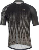 GORE WEAR C3 Jersey Heren, black/graphite grey Maat M