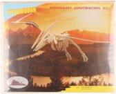 Houten bouwpakket Pteranodon