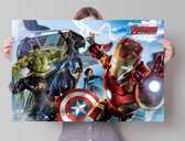 Avengers Age of Ultron  - Poster 91.5 x 61 cm