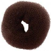 Haaraccessoire knotrol 20 cm bruin
