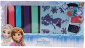 Slammer Disney Frozen Kraskunst Set 13-delig