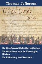 Onafhankelijkheidsverklaring, Grondwet En Rekening Van De Rechten Van De Verenigde Staten Van Amerika