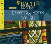 Cantatas Vol.xii