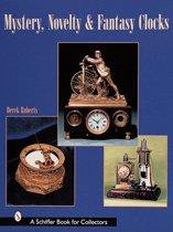 Mystery, Novelty, & Fantasy Clocks