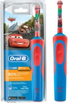 Oral-B Stages Power Kids Cars & Planes Elektrische Tandenborstel