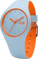 Ice-Watch IW001495 Horloge - Siliconen - Blauw - Ø41,5mm