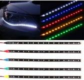 Auto decoratieve LED Strip set Blauw